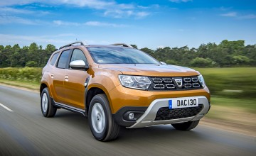 More power for Dacia Duster